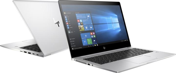 HP EliteBook 1040 G4, stříbrná