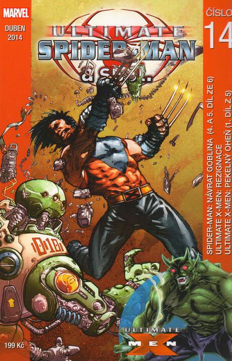 Komiks Ultimate Spider-Man a spol., 14.díl, Marvel