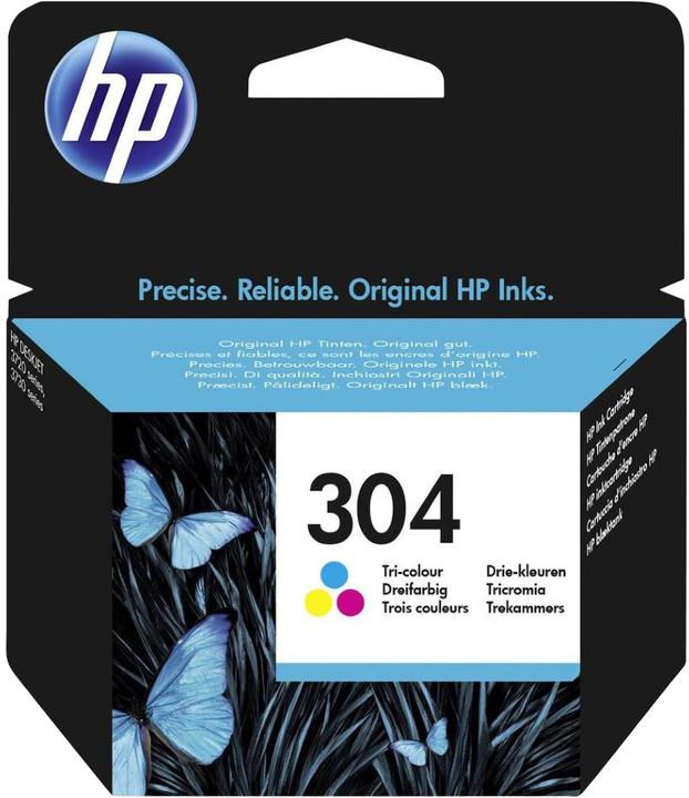 HP N9K05AE, barevná, č. 304