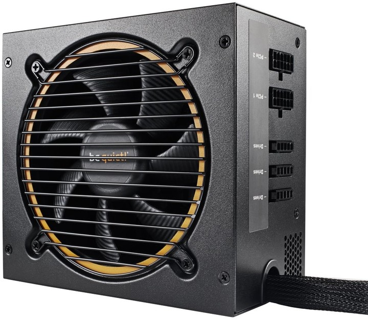 Be quiet! Pure Power 10 - 500W