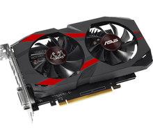 ASUS GeForce CERBERUS-GTX1050TI-O4G, 4GB GDDR5