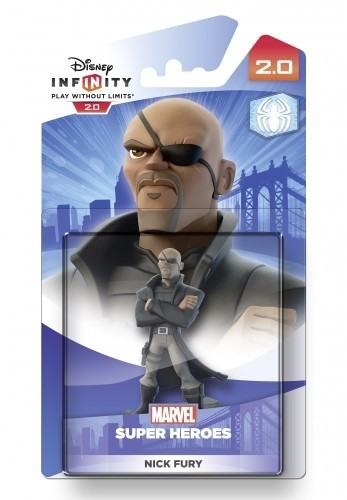 Disney Infinity 2.0: Marvel Super Heroes: Figurka Nick Fury