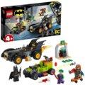 LEGO® DC Comics Super Heroes 76180 Batman™ vs. Joker™: Honička v Batmobilu