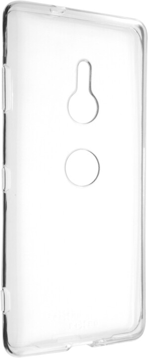 FIXED TPU gelové pouzdro pro Sony Xperia XZ3, čirá
