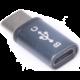 PremiumCord Adaptér USB 3.1 konektor C/male - micro USB konektor B/female