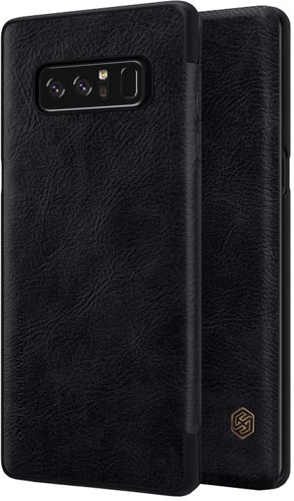Nillkin Qin Book pouzdro pro Samsung N950 Galaxy Note 8 - černé