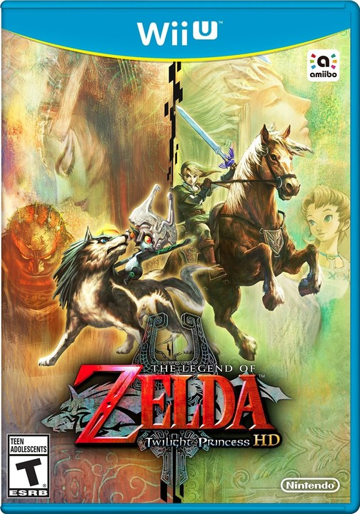 The Legend of Zelda: Twilight Princess HD - Limited Edition (WiiU)
