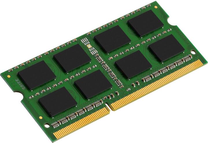 Kingston System Specific 4GB DDR3 1600MHz brand Toshiba SO-DIMM