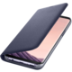 Samsung S8+, Flipové pouzdro LED View, violet