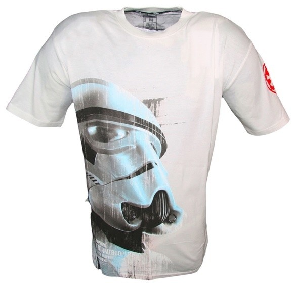 Star Wars - Imperial Stormtrooper, bílé (XL)