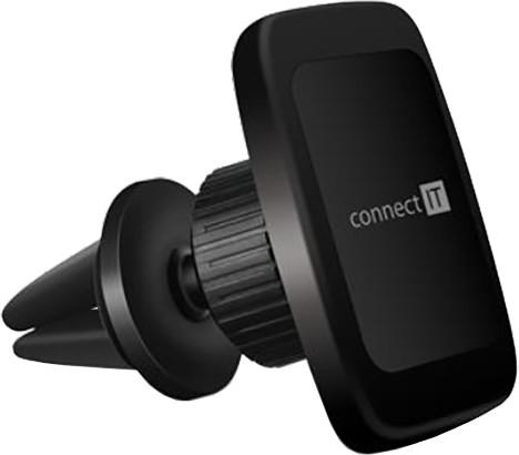 CONNECT IT InCarz 6Strong360 univerzální magnetický držák do auta, 6 magnetů, černá