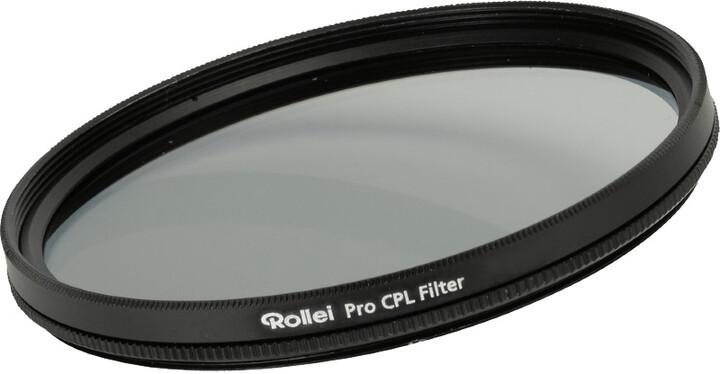 Rollei profesionální CPL Filtr 49 mm