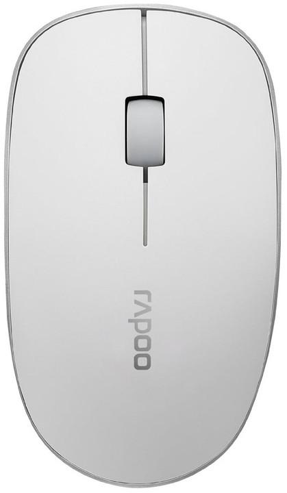 Rapoo 3500P, bílá