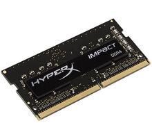 HyperX Impact 8GB DDR4 3200 CL20 SO-DIMM CL 20 - HX432S20IB2/8