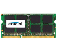 Crucial 4GB DDR3 1066 SO-DIMM pro Apple/Mac