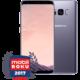 Samsung Galaxy S8, 64GB, šedá  + Dokovací stanice Samsung DeX (v ceně 3299Kč) + Moje Galaxy Premium servis + Aplikace v hodnotě 7000 Kč zdarma + Cashback 4000 Kč zpět
