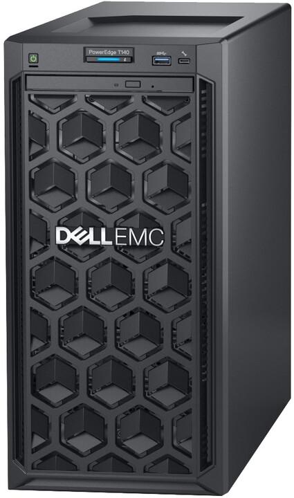 Dell PowerEdge T140 /E-2134/16GB/2x2TB NLSAS/H330/iDRAC 9 Bas./1x365W/5YNBD