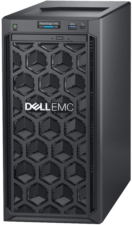 Dell PowerEdge T140 /E-2134/8GB/1x1TB SATA/H330/iDRAC 9 Bas./1x365W/5YNBD