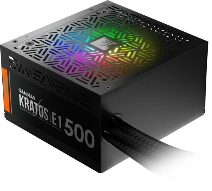 GAMDIAS KRATOS E1-500 - 500W