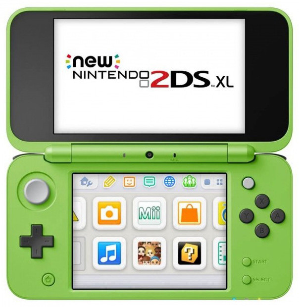 6714a094c Nintendo New 2DS XL Minecraft, Creeper Edition NI3H97290 + 10x ...
