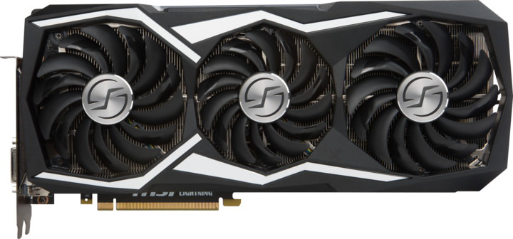 MSI GeForce GTX 1080 Ti LIGHTNING Z, 11GB GDDR5X