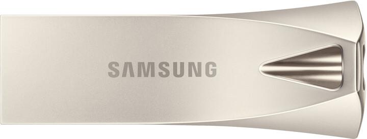 Samsung MUF-64BE3 - 64GB, stříbrná