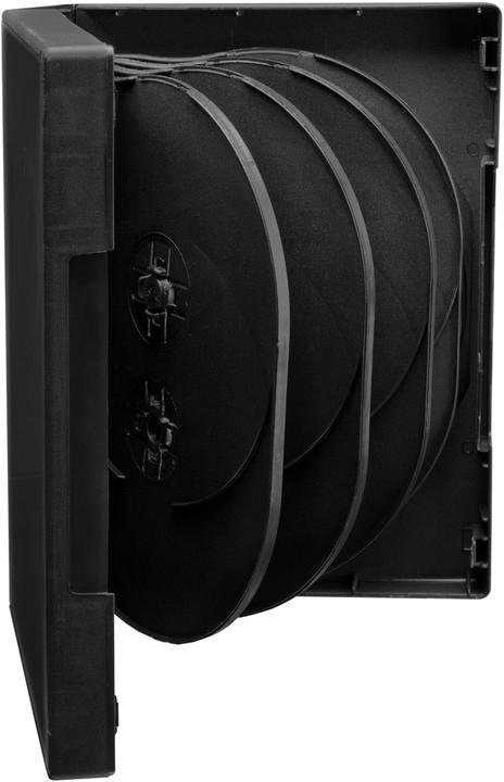 Cover It 10 DVD 33mm černý 5ks/bal