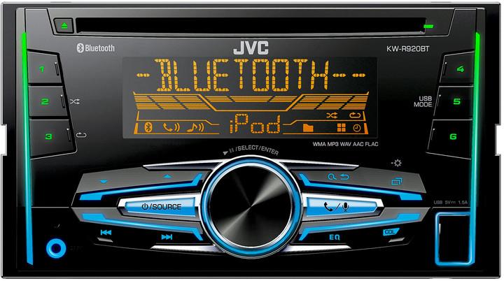 JVC KW R920BT