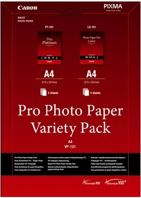 Canon VP-101, A4, Variety pack