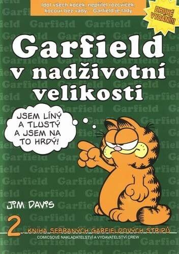 Komiks Garfield v nadživotní velikosti, 2.díl
