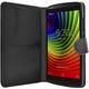 FIXED flipové pouzdro pro Lenovo A7010, černá