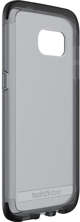 Tech21 Evo Frame zadní ochranný kryt pro Samsung Galaxy S7 Edge, černý