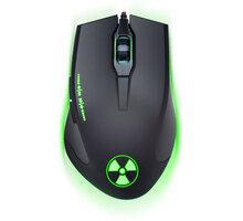 CONNECT IT Battle Rnbw myš, černá - CI-1128
