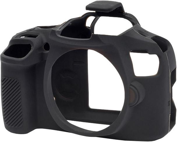 Easy Cover silikonový obal pro Canon 1300D, černá