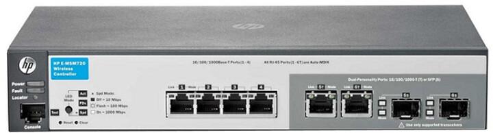 HP MSM720 Zařízení pro správu sítě - 6 portů
