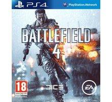 Battlefield 4 (PS4)  + Možnost vrácení nevhodného dárku až do půlky ledna