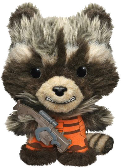 Funko Guardians of the Galaxy: Rocket Raccoon Plush