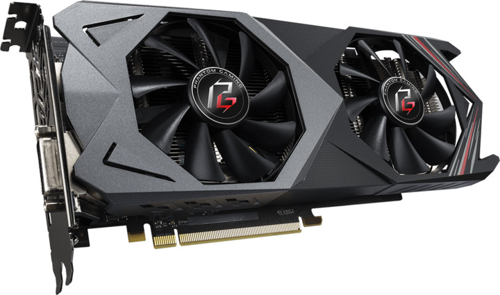 ASRock Phantom Gaming X Radeon RX590 8G OC, 8GB GDDR5
