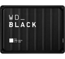 WD BLACK P10 - 5TB, černá