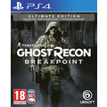 Tom Clancy's Ghost Recon: Breakpoint - Ultimate Edition (PS4) + Figurka Nomada