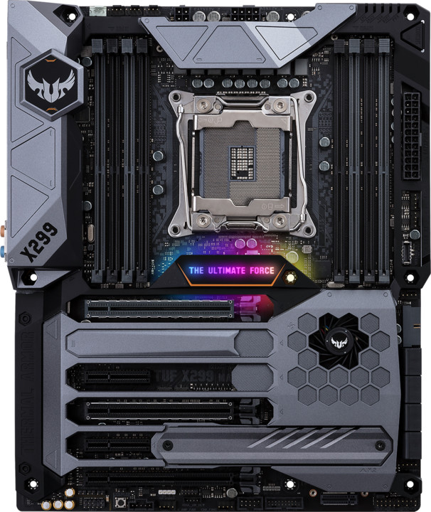 ASUS TUF X299 MARK 1 - Intel X299