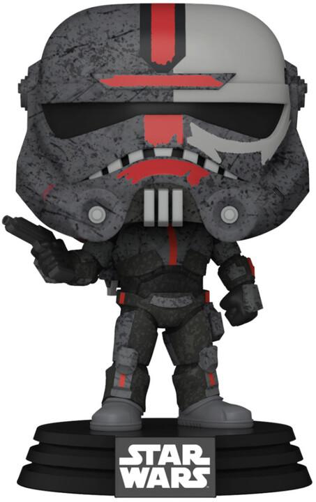 Figurka Funko POP! Star Wars: The Bad Batch - Hunter