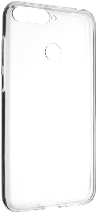 FIXED TPU gelové pouzdro pro Huawei Y6 Prime (2018), čiré