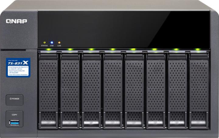 QNAP TS-831X-4G