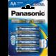 4BP AA Evolta alk PANASONIC (v ceně 139 Kč)