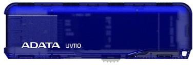 ADATA UV110 8GB, modrá