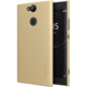 Nillkin Super Frosted zadní kryt pro Sony H4113 Xperia XA2, Gold