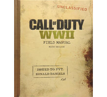 Kniha Call of Duty: WWII - Field Manual - 9781785657511