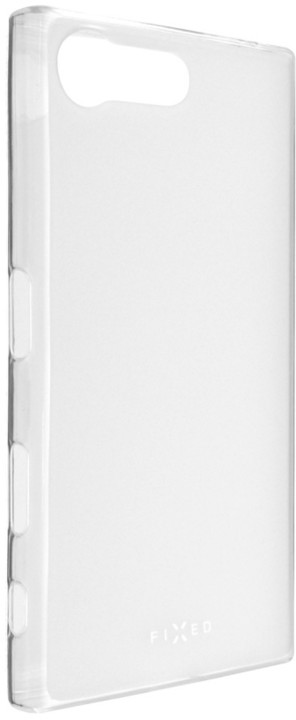 FIXED TPU gelové pouzdro pro Sony Xperia X Compact, bezbarvé