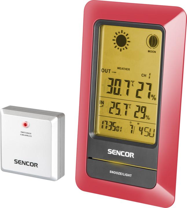 Sencor SWS 200 RD
